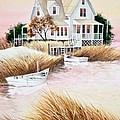 Outer Banks Summer Morning by Michelle Wiarda