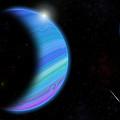 Outer Space Dance Digital Painting by Georgeta Blanaru