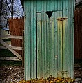Outhouse - 6 by Paul Ward