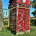 Outhouse 9 by Paul Ward