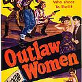 Outlaw Women, Top Left Center Marie by Everett