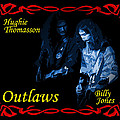 Outlaws Billy Jones And Hughie Thomasson by Ben Upham