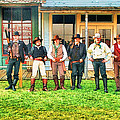 Outlaws Or Lawmen by Ken Unger