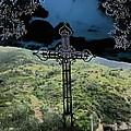 Outlook Cross Monterosso by Mark J Dunn
