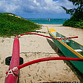 Outrigger Beach by Paul Moore
