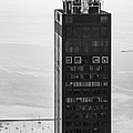 Outside Looking In - Willis Tower Chicago by Adam Romanowicz