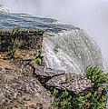Over The Edge Niagara Falls by LeeAnn McLaneGoetz McLaneGoetzStudioLLCcom