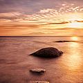 Over The Sea To Arran by John Farnan