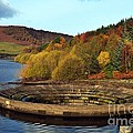 Overflow At Ladybower Reservoir by Andrew Barke