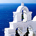 Overlooking Aegean by Aiolos Greek Collections