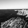 Overlooking The Canyon by Angus Hooper Iii
