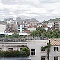 Overlooking The City by Robert Hebert
