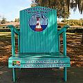 Oversized Beach Chair by Denise Mazzocco