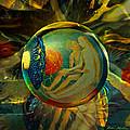 Ovule Of Eden  by Robin Moline
