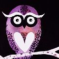 Owl 3 by Sarah Jane Thompson