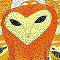 owl by Barbara Moignard