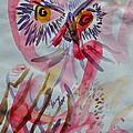 Owl In The Fresh Air by Beverley Harper Tinsley