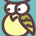 owl by Nursery Art