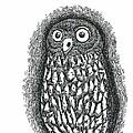 Owl by Soh You Shing
