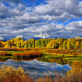 Oxbow Autumn 2013 Limited Edition by Greg Norrell