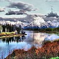 Oxbow Bend by Dan Sproul