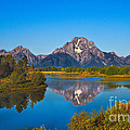 Oxbow Bend II by Robert Bales