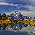 Oxbow Reflections by Mark Kiver