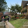 Oxford Canal by Linsey Williams