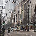 Oxford Street by Maj Seda