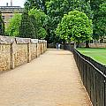 Oxford Walkway 5952 by Jack Schultz