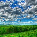 Ozark Pasture #3 by John Derby