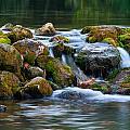 Ozark Waterfall by Steve Stuller