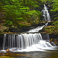 Ozone Falls by Frozen in Time Fine Art Photography