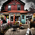 Ozzie's Coffee Bar - Old Forge Ny by David Patterson