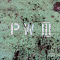 P W by Jannis Werner