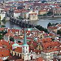 Prague - Charles Bridge by Gregory Dyer