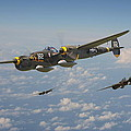 P38 Lightning - Pacific Patrol by Pat Speirs
