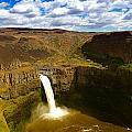 Pa Louse Falls by Jeff Swan