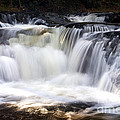 Pa. Waterfalls by Paul W Faust -  Impressions of Light