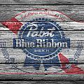 PABST BLUE RIBBON BEER by Joe Hamilton