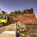 Pacer At Parson's Tunnel by Rob Hawkins