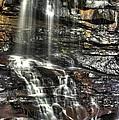 Pachinko - Blackwater Falls State Park Wv Autumn Mid-morning by Michael Mazaika