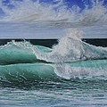 Pacific Breeze by Patricia Newton
