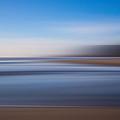 Pacific Coast Abstract by Adam Mateo Fierro