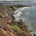Pacific Coast Storm Clouds by Adam Jewell