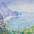Pacific Coast by Walt Brodis
