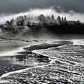 Pacific Island Fog by Adam Jewell