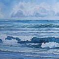 Pacific Rhythms  by Jenny Armitage