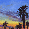 Pacific Sunset 2 by Konnie Kim