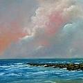 Pacific Sunset by Boris Garibyan